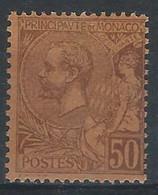 VV-/-794-  N° 17,  *  , Cote 9.00 €, IMAGE DU VERSO SUR DEMANDE - Monaco