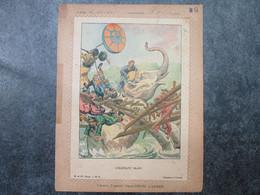L'ELEPHANT BLANC - Couverture De Cahier - Protège-cahiers