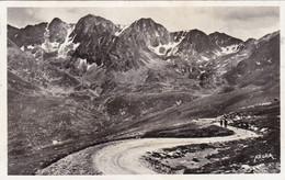 ANDORRE. CPA. ROUTE D'ANDORRE. CIRQUE DE FONT NEGRE. SOURCES DE L'ARIEGE - Andorra