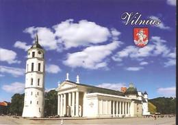 Vilnius Cathedrai - Postales