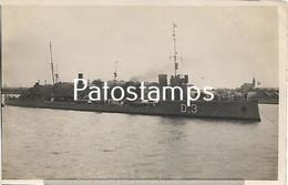 142849 ARGENTINA BUENOS AIRES NECOCHEA PORT PUERTO & SHIP D. 3 YEAR 1934 POSTAL POSTCARD - Argentina