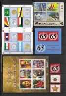 NATIONS UNIES / ONU - GENEVE - ANNEE COMPLETE 2010 ** MNH SAUF CARNET Et PERSONNALISES - 2 PAGES - Ungebraucht