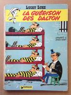 BD Lucky Luke - La Guérison Des Dalton - Morris (1975) - Lucky Luke