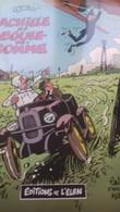 Achille Et Boule De Gomme MAURICE TILLIEUX éditions De L'élan 2012 - Boeken, Tijdschriften, Stripverhalen