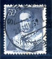 1951 SPAGNA SET USATO - 1931-Aujourd'hui: II. République - ....Juan Carlos I