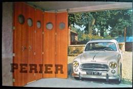 Ancien Catalogue De Porte De Garage Ets PERIER à Bonneuil Sur Marne - Peugeot 403 - 6 Pages - Bon état - 1950 - ...