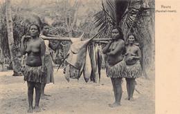 LPD83  Nauru Marshall Islands Postcard - Nauru