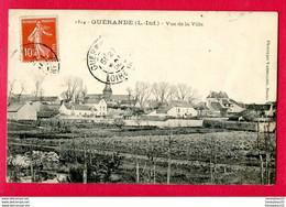 CPA (Réf : X083) 1514 GUÉRANDE (44 LOIRE-ATLANTIQUE)  Vue De La Ville - Guérande
