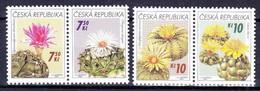 ** Tchéque République 2006 Mi 483-6 Zw, (MNH) - Tchéquie