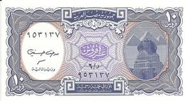 EGYPTE 10 PIASTRES UNC P 189 - Egypte