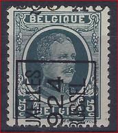 KANTDRUK Nr. 193 Voorafgestempeld Nr. 104 E Positie A  BRUXELLES 1924 BRUSSEL ; Staat Zie Scan ! - Typo Precancels 1922-31 (Houyoux)