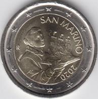 MONEDA 2€ SAN MARINO 2020 SANTO MARINO - San Marino