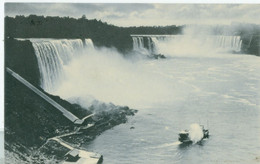 Niagara Falls; General View - Not Circulated. - NY - New York