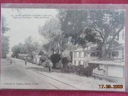 CPA - Saint-Brévin-l'Océan - Place Du Pointeau - Hôtel Du Chalet - Saint-Brevin-l'Océan