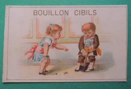 Chromo CIBILS. Cibils Bouillon Cibils. Enfants. Marteau Clou - Non Classificati