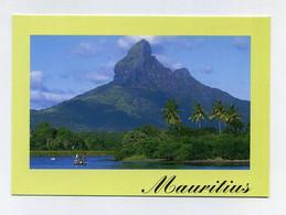 CP Utilisée. Ile Maurice, Mauritius. Tamarin. Photo JC Nourault. Arts Distribution & Cie Ltée, Port-Louis. Paysage - Mauritius