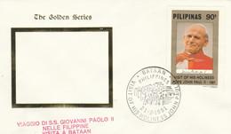 VIAGGIO PAOLO GIOVANNI II NELLE FILIPPINE (KP557 - Philippines