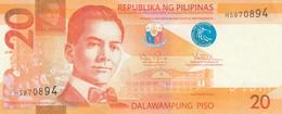 BANCONOTE FILIPPINE 20 PESO EF (KP695 - Filippine