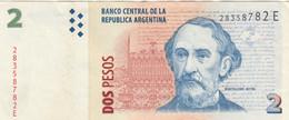 BANCONOTA 2 PESOS ARGENTINA EF (KP708 - Argentina
