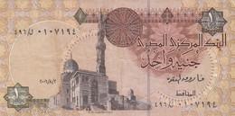 BANCONOTA EGITTO VF (KP714 - Egypte
