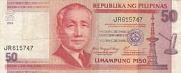 BANCONOTA FILIPPINE 50 VF (KP715 - Filippine