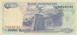 BANCONOTA INDONESIA 1000 EF (KP829 - Indonesia