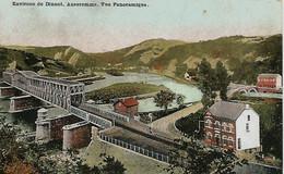ANSEREMME « Vue Panoramique » - Ed. Grands Magasins De La Station, Namur (1914) - Autres