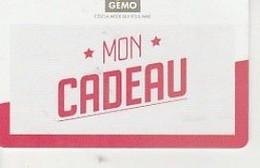 GEMO  Mon Cadeau 2020 - Frankreich