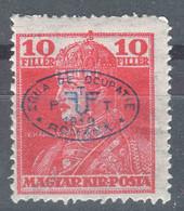 Hungary Debrecen Debreczin 1919 Parliament Mi#37 Mint Hinged - Debreczen