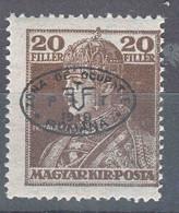 Hungary Debrecen Debreczin 1919 Mi#39 B, Mint Hinged - Debreczen