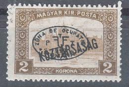 Hungary Debrecen Debreczin 1919 Mi#52 A, Mint Hinged - Debreczen