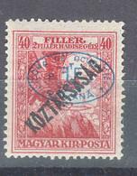 Hungary Debrecen Debreczin 1919 Mi#64 Mint Heavy Hinged - Debreczen