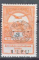 Romania Overprint On Hungary Stamps Occupation Transylvania 1919 Mi#3 I Mint Hinged - Transylvania