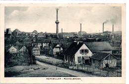 Merkwiller - Pechelbronn  -  CPA °R - France