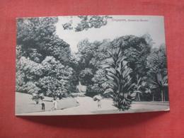 Singapore Botanical Garden       Ref  4377 - Singapore