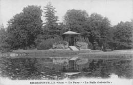 60-ERMENONVILLE-N°T2585-E/0131 - Ermenonville