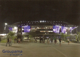 "LYON ""Groupama Stadium""  Demi Finales Top 14 25 Et 26 Mai 2018 - Rugby"