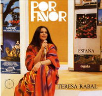 TERESA RABAL  POR FAVOR  33 TOURS 6818 051  -  PRINTED IN THE NETHERLANDS  -   1969 - Vinyl Records