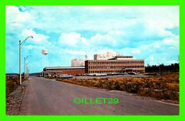 TRACY, QUÉBEC - USINE TIOXIDE DU CANADA, MANUFACTURIER DES PIGMENTS TIOXIDE - CIRCULÉE EN 1968 - UNIC - - Quebec