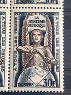 FRANCE - 1954 - Système Métrique - N° 998 - Neuf ** - Unused Stamps