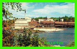 WINDSOR MILLS, QUÉBEC - USINE CANADA PAPER - CIRCULÉE EN 1968 - - Quebec