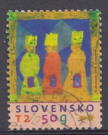 Slovaquie 2016  Mi.nr.: 803 Weihnachten  Oblitérés / Used / Gestempeld - Slovakia