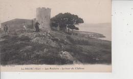 83 LE BRUSC  -  Les Ambiers  -  La Tour Du Chateau  - - France