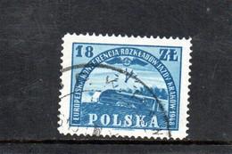 POLOGNE 1948 O - 1944-.... Republik