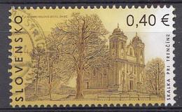 Slovaquie 2012  Mi.nr.: 688  Schönheiten Der Heimat   Oblitérés / Used / Gestempeld - Used Stamps