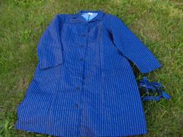 Blouse Ancienne Vintage Francais T 52 Pour Reconstitution Cinema - Vintage Clothes & Linen