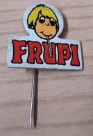 FRUPU Juice  Non Alcoholic Beverages Boy Children Slovenia Pin - Boissons