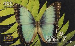 *COSTARICA* - Scheda Usata - Costa Rica