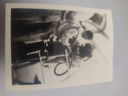 Kriegsmarine Taucher 2 WK Foto - 1939-45