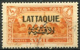 LATTAQUIE - Y&T  N° 11 (o) - Oblitérés